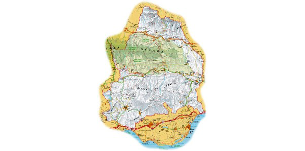 La Plataforma del Milenio se reúne con ocho alcaldes de la Alpujarra almeriense