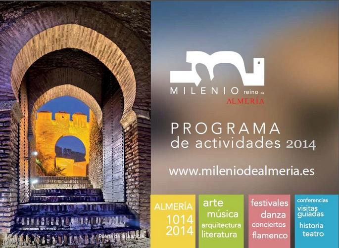 Más de 150 actividades para celebrar el Milenio de Almería