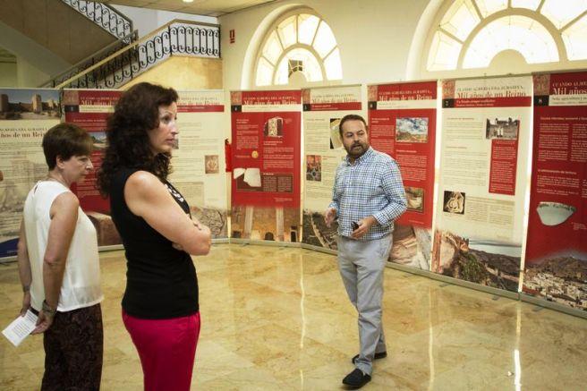Rutas guiadas en sábados alternos y una exposición didáctica sobre el Milenio recorrerán la provincia