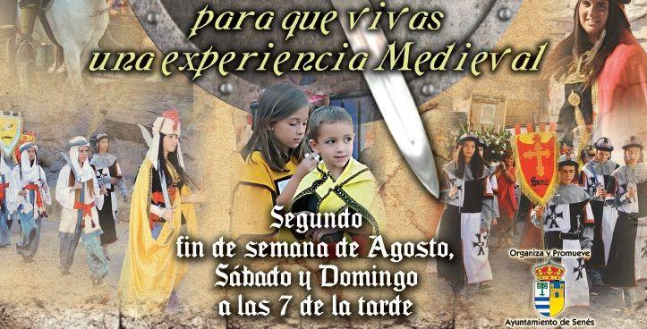 El municipio de Senés ofrece al Milenio sus próximas relaciones de Moros y Cristianos
