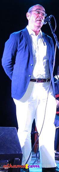 Antonio Gil de Carrasco en alhama