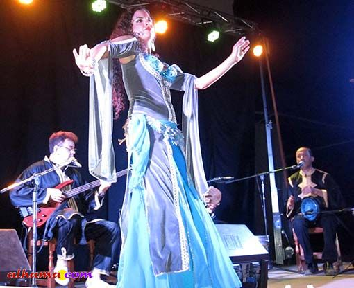 Alhama disfrutó del milenio con 'Suhail Ensemble'