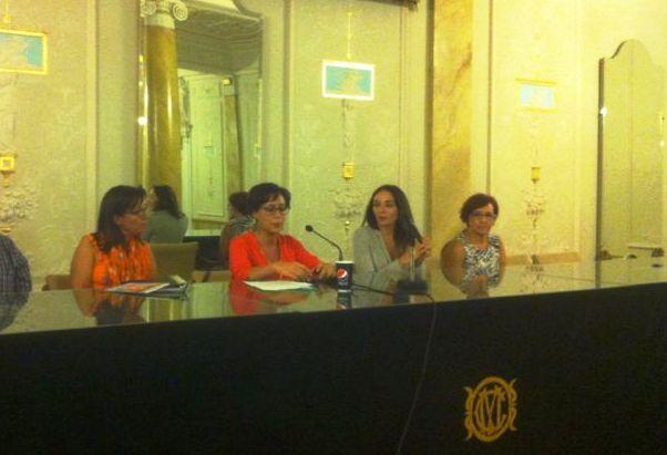 Cuatro mujeres se ponen al frente de AMRA