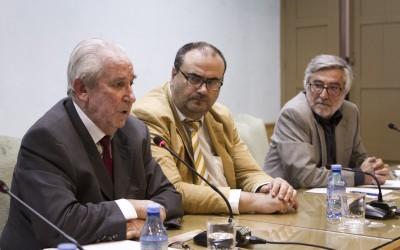 Aforo completo en la presentación de  'La Conquista de Almería. Comedia Famosa' del IEA