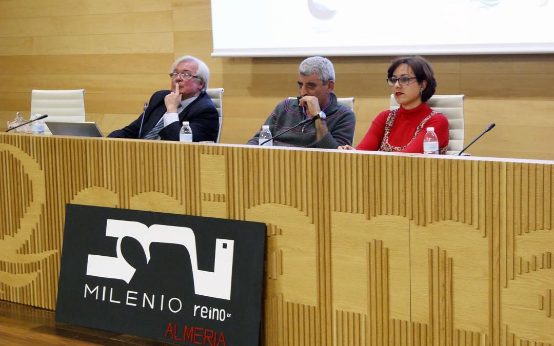 Alfonso Rubí, promotor del Milenio de Almería