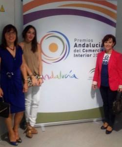 AMRA en premios Andalucía del comercio interior 2014